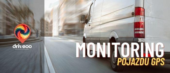 monitoring samochodzów dostawczych
