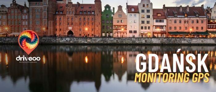 Monitoring GPS Gdańsk
