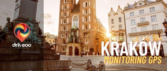 Lokalizator GPS Kraków