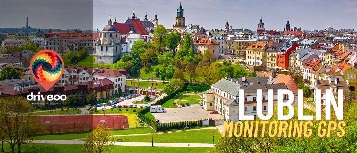 Lokalizator GPS Lublin
